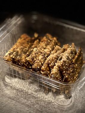 crackers aux graines 100 gr