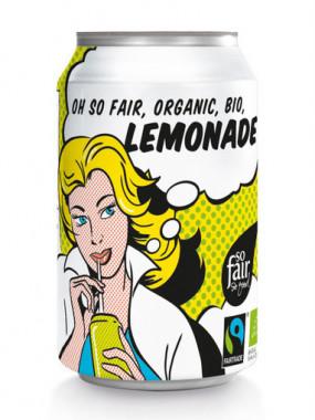 Soda LEMONADE Bio 33cl