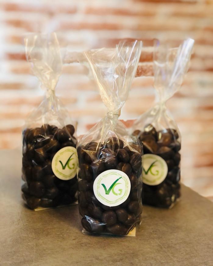 cranberry chocolat noir  Sachet