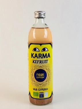 Karma KEFIR Figue citron 50cl