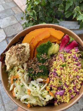salade façon Taboulé