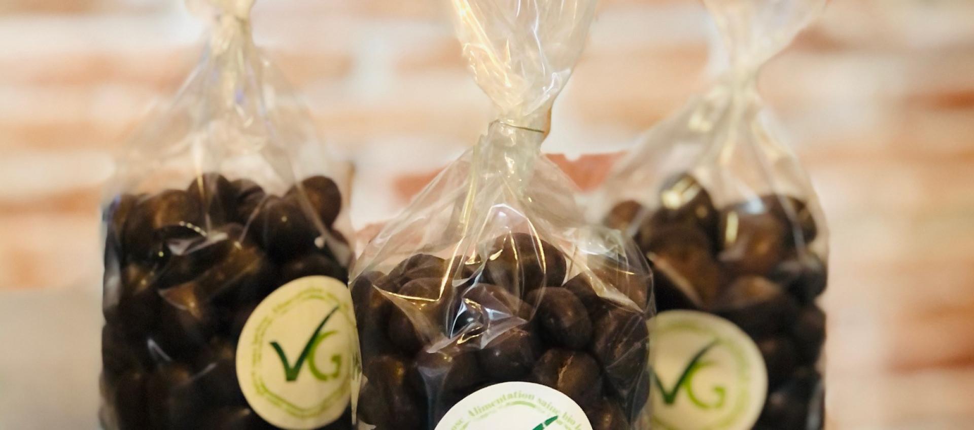 Canneberge Chocolat 5€